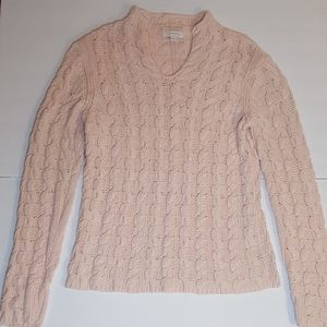 Women's Charter Club Cable knit sweater